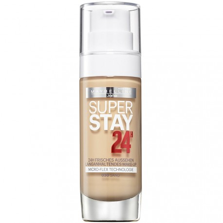 Maybelline - Fond de teint SuperStay 24H - 030 Sand - 30ml