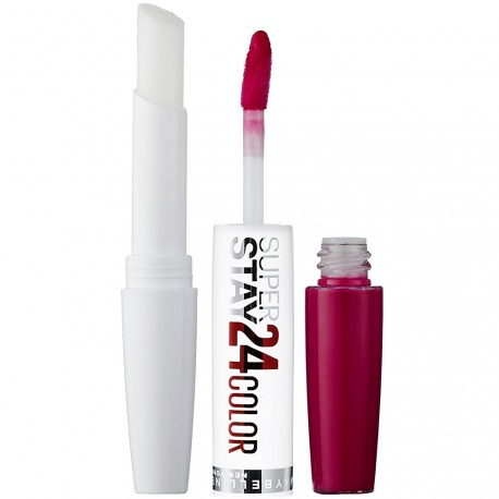 Gemey Maybelline - Super Stay Rouge à lèvres 24h n°175 Extrême fuchsia