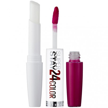 Gemey Maybelline - Super Stay Rouge à lèvres 24h n°197 Boundless Berry