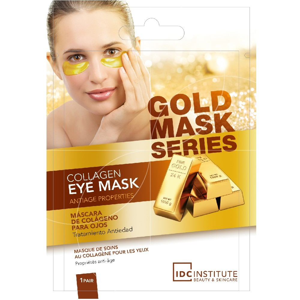 IDC Institute - Gold mask series Patchs yeux au Collagène