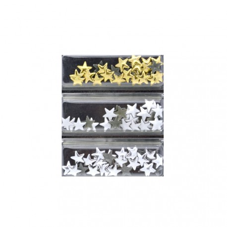Amazing shine - Strass Décoration Ongles Star- 90 pièces