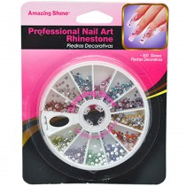 Amazing shine - Pierres décoratives Ongles Color Mix X600