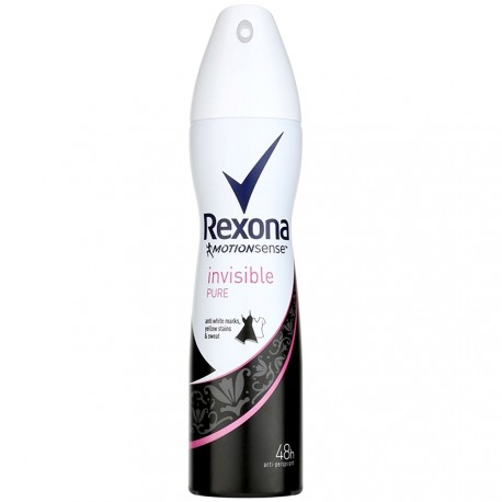 REXONA - Déodorant Spray Invisible Pure - 150 ml