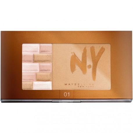Maybelline - Poudre bronzante NY 01 Blondes