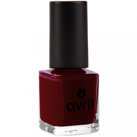 Avril - Vernis à ongles Bordeaux n°671 - 7ml