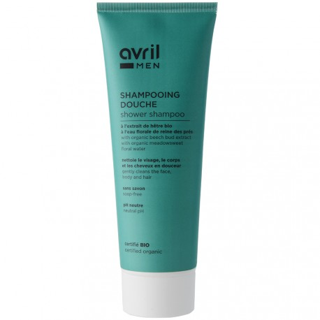 Avril beauté Men - Shampooing Douche - 250ml
