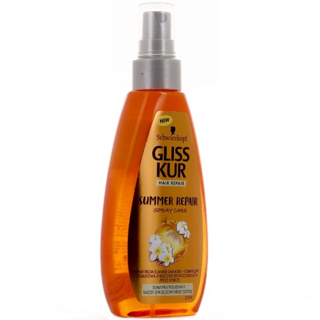 Schwarzkopf - Gliss kur Summer repair sérum - 150ml
