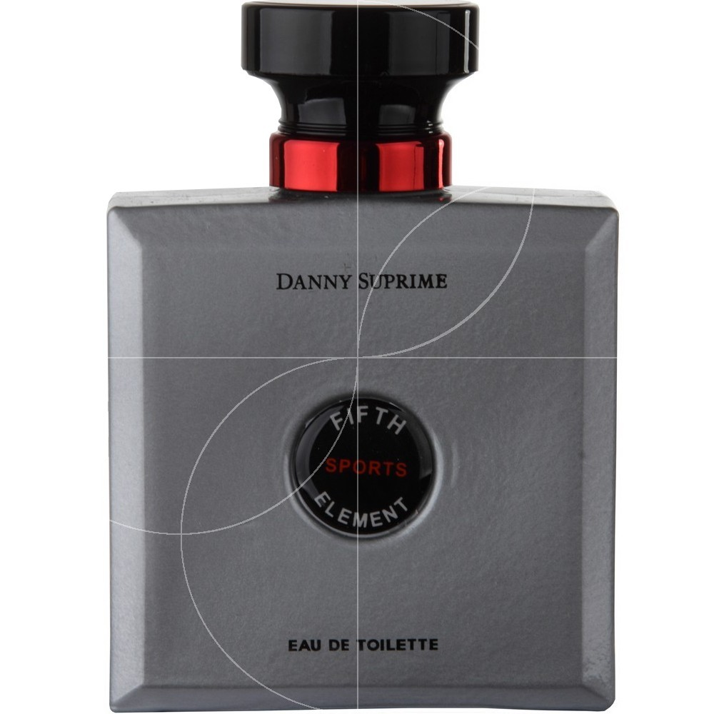 Danny Suprime - Eau de toilette Homme Fifth Element Sports - 100ml