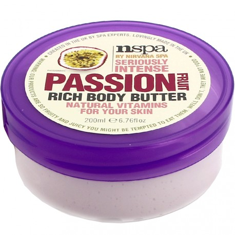 nspa - Fruit extract Beurre Corporel Fruits de la Passion - 200ml