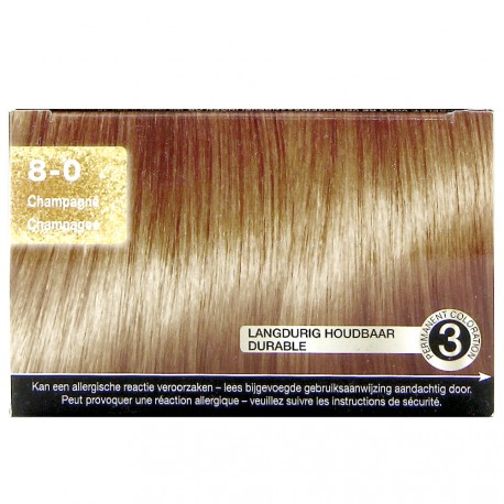 Schwarzkopf - Coloration Million Color - 8.0 Champagne