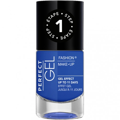 Fashion Make-Up - Perfect Gel Vernis Etape 1 n°21 jeans - 10ml