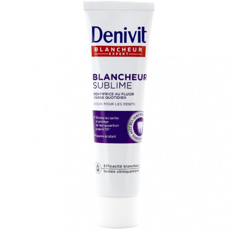 Denivit - Dentifrice Blancheur Sublime - 50ml