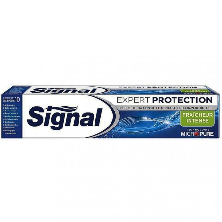 Signal - Dentifrice - Expert Protection Fraîcheur Intense - 75ml