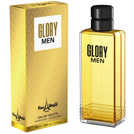 New world - Glory men - eau de toilette homme - 100ml