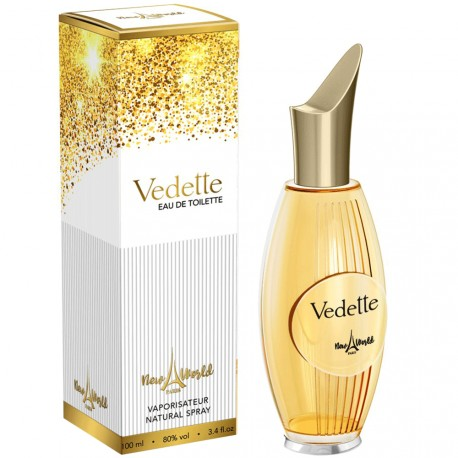New world - Vedette - eau de toilette femme - 100ml
