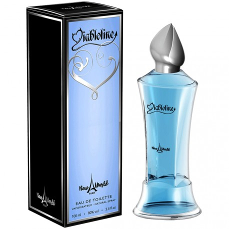 New world - Diablotine - eau de toilette femme - 100ml