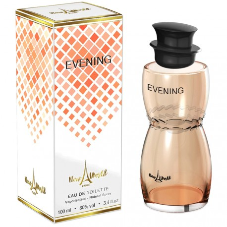 New world - Evening - eau de toilette femme - 100ml