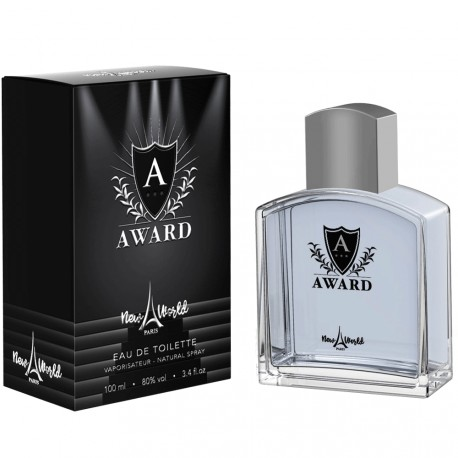 New World - Award - eau de toilette homme - 100ml