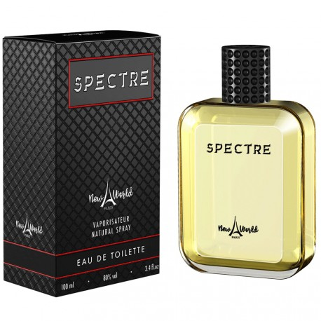 New World - Spectre - eau de toilette homme - 100ml