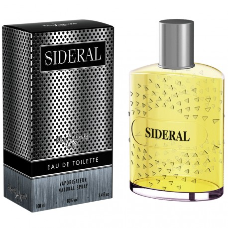New World - Sideral - eau de toilette homme - 100ml