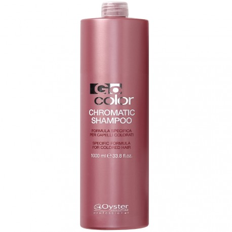Oyster Go Color - Shampooing Chromatique - 1000ml