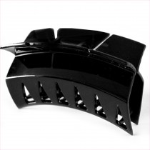 My accessories - Barrette fantaisie Noire - 9cm