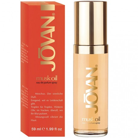 Jōvan - Eau de parfum spray Musc - 59ml