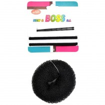 New and Boss - Kit chignon