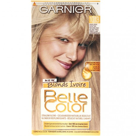 Garnier Belle Color - Coloration 10.13 blond perlé