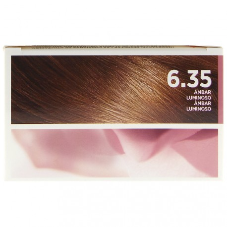 L'Oréal - coloration Excellence Age Perfect crème nuancée 6.35 Brun chocolat