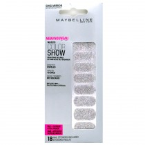Maybelline - Color show stickers Ongles Chic Miror - 020 Glass slippers