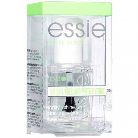 Essie - Super Duper Top coat fortifiant - 13,5ml