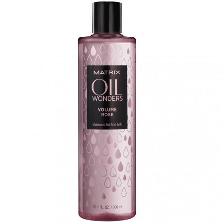 Matrix - Oil Wonders Volume rose Shampooing Cheveux fins - 300ml