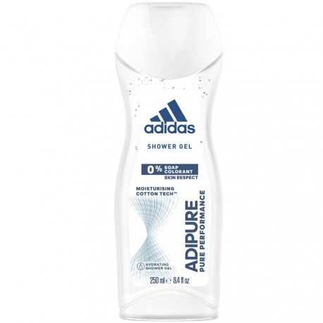 Adidas - Gel douche Adipure - 400 ml