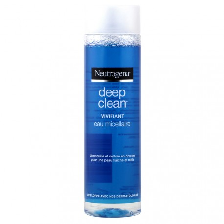 Neutrogena - Eau micellaire - Deep clean vivifiant - 200 ml