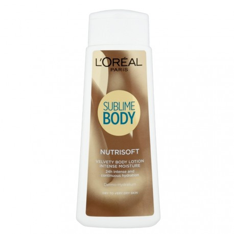L'Oréal - Sublime Body - Nutrisoft - 250 ml