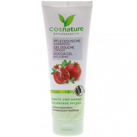 Cosnature - Gel douche grenade - 250ml