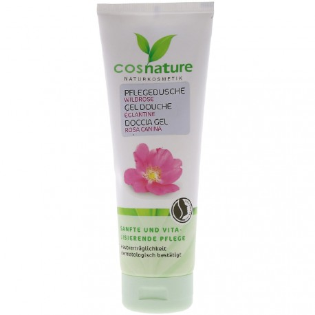 Cosnature - Gel douche églantine - 250ml