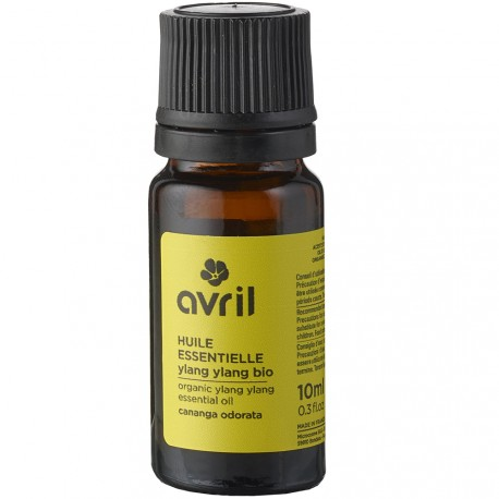 Avril - Huile essentielle Ylang Ylang bio - 10ml