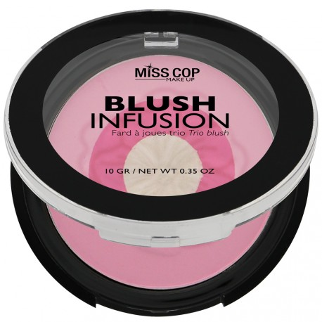 Miss Cop - Blush Infusion n°04 Pink Girly - 10 gr