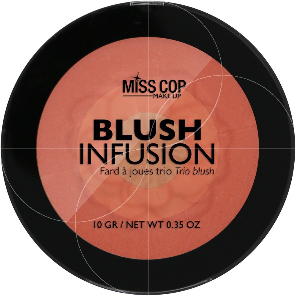 Miss Cop - Blush Infusion n°02 Feu - 10 gr