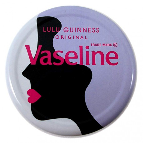 Vaseline - Lip Therapy Baume à lèvres Lulu guinness - 20g