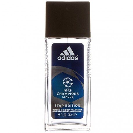 Adidas - UEFA Champions League Star Edition - Parfum corps Homme - 75ml