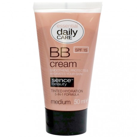 Sence beauty - BB crème SPF15 Medium - 50ml