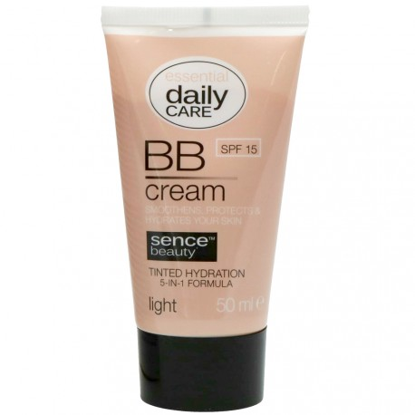 Sence beauty - BB crème SPF15 light - 50ml