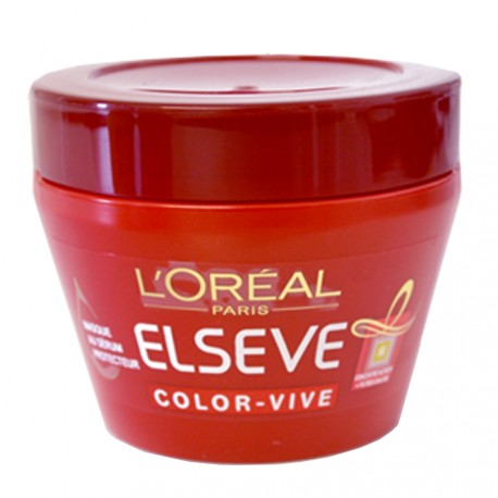 L'OREAL - ELSEVE - Masque capillaire Color Vive - 300ml