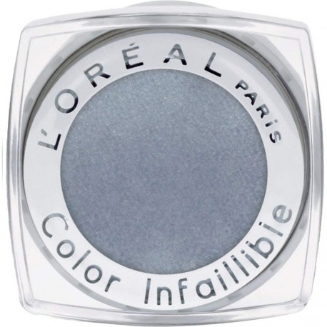 L'Oréal - Fard à Paupières - Color Infaillible 20 Pebble Grey - 3,5g