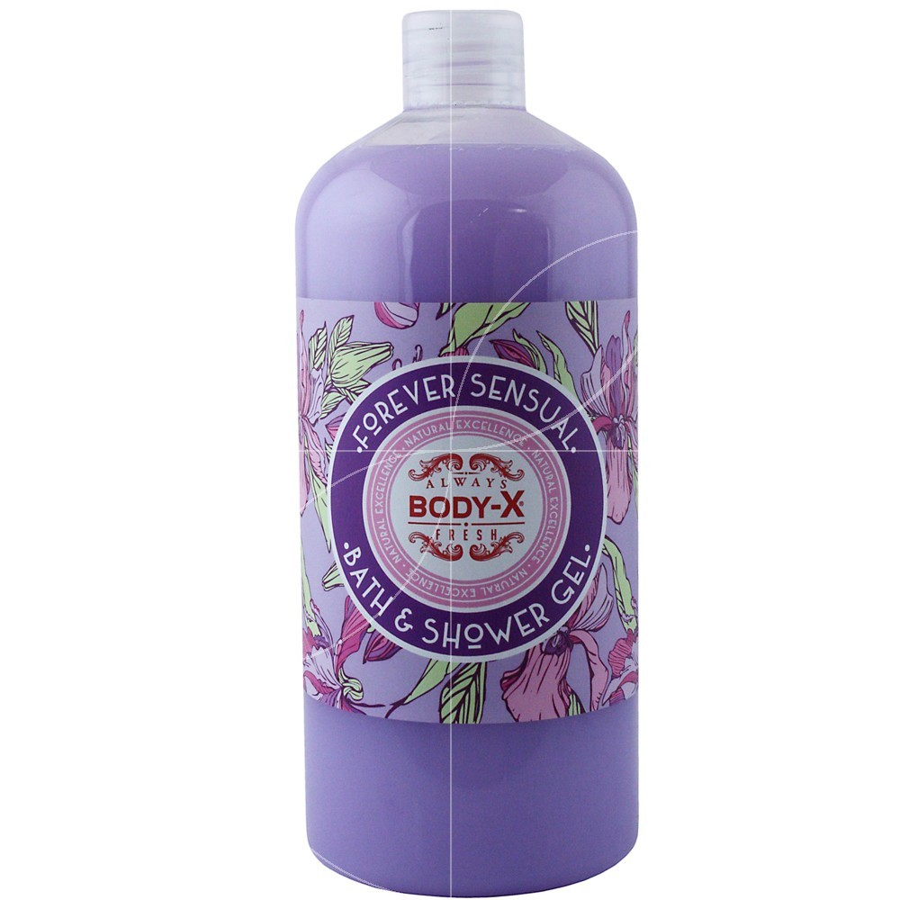 Body-X - Gel Douche Forever Sensual - 1 Litre