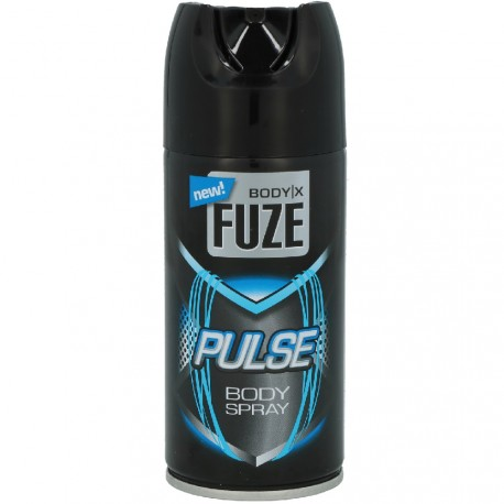 Body-X Fuze - Pulse Déodorant Spray - 150ml