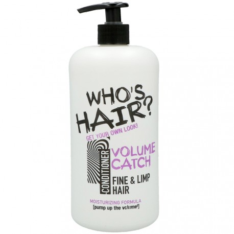 Who's Hair - Après-shampooing Volume Catch - 1 litre